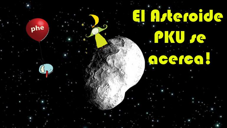 PKU Asteroid!