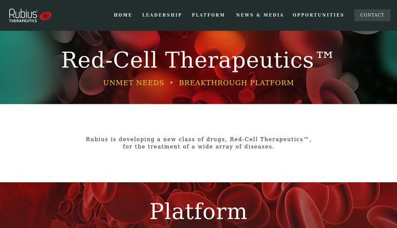 Rubius Therapeutics