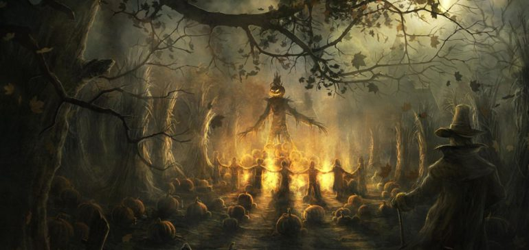 Recetas PKU de Halloween