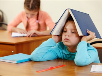Lo que sí es: El déficit de atención en niños