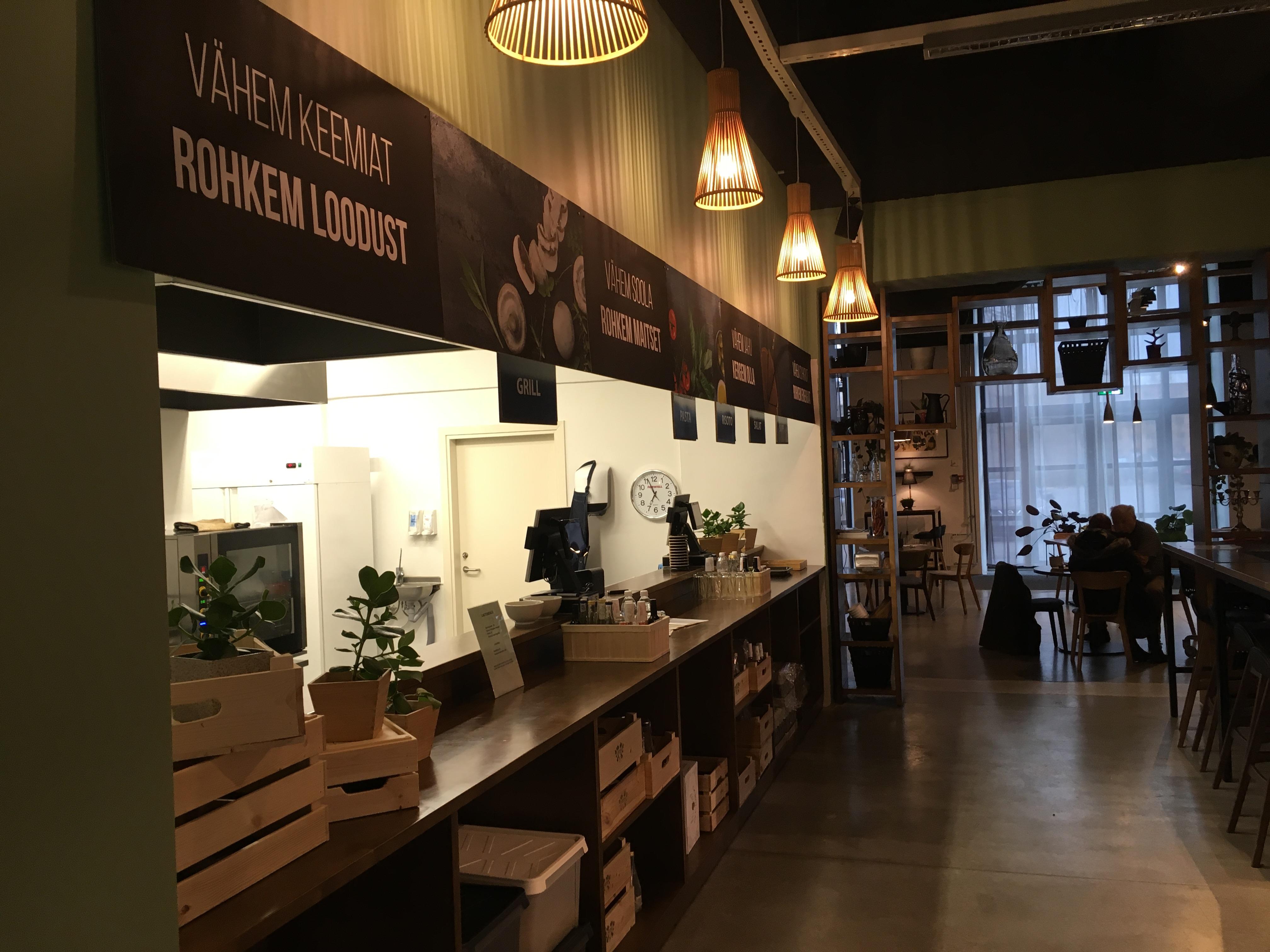 Restaurante PKU Estonia