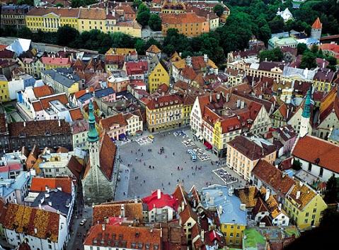 Viaje PKU a Estonia: Primer día