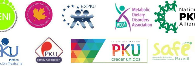 Creación de la organización mundial de PKU: Surgimiento de Global PKU