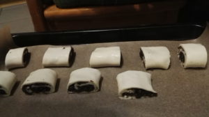 empanadillas de setas