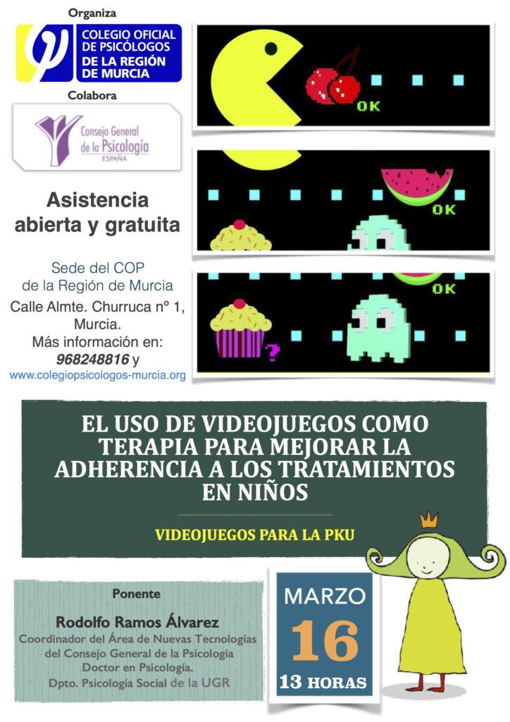 Póster COP PKU Murcia