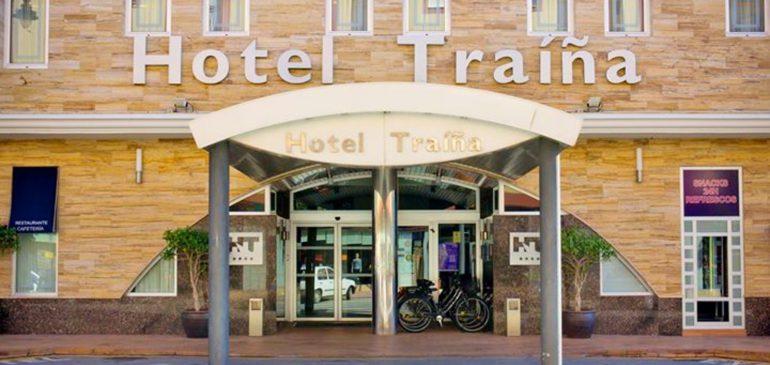 Aún quedan personas buenas: Hotel Traiña en San Pedro del Pinatar